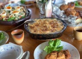 千賀さんの料理教室
